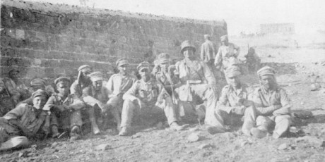 A_group_of_German_prisoners_captured_during_the_fight_at_Semakh_on_the_Sea_of_Galilee._1918